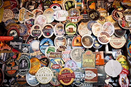 Collecting pump clips